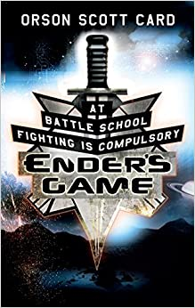 an analysis of orson scott cards enders game I first read ender's game, by orson scott card, about twenty years ago it had a pretty big impact at that time, though this time it actually made more.