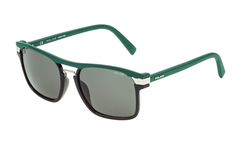 Police SPL2325401HC Gafas de sol, Verde, 25 para Hombre ...