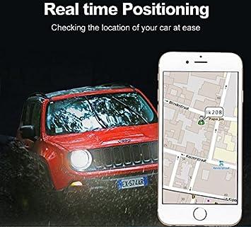 TKSTAR TK915 Rastreador GPS Coche Tiempo de Encendido 120 Días ...