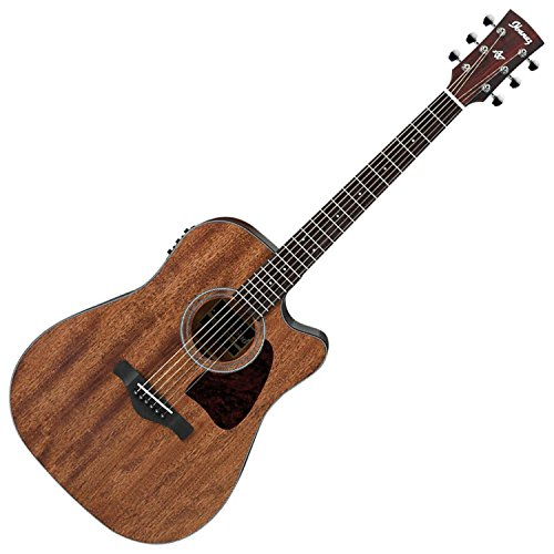 Ibanez AW54CEOPN Artwood Dreadnought Acoustic/Electric for sale  Delivered anywhere in USA