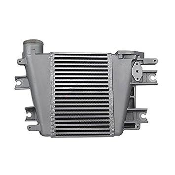 GOWE Intercooler para Nissan Gu Y61 patrulla 97 - 07 Turbo Intercooler Diesel de inyección directa ZD30 3L Sistema de refrigeración de aluminio motores de ...