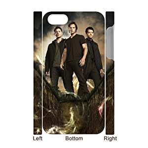 wugdiy Customized Hard Back 3D Case Cover for iPhone 4,4S with Unique Design Supernatural