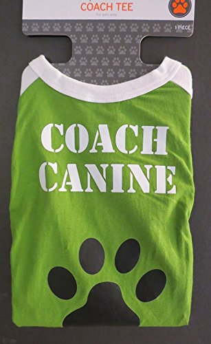 Pet Coach Canine Halloween Costume L -