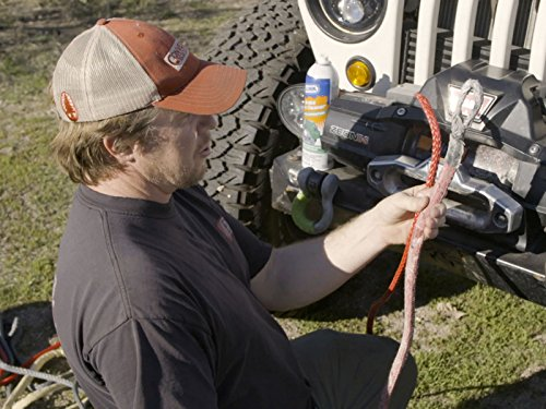How to Install a Bubba Rope Synthetic Winch Rope on a Warn Winch