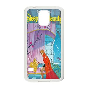 Sleeping Beauty Case Cover For samsung galaxy S5 Case