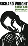 Native Son (Abridged), Richard Wright, 006053348X