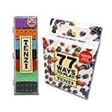 Tenzi Game Best Deals - Tenzi Party Pack with 77 Ways to Play Tenzi Included