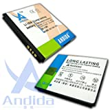 2250 mAh Extended Slim Battery for Samsung Galaxy