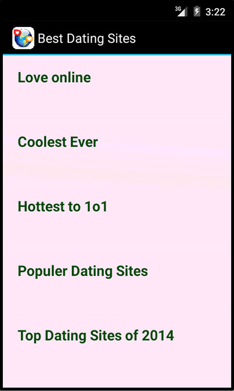 Best dating site for android
