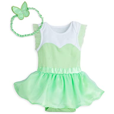 Disney Tinker Bell Costume Bodysuit for Baby - Size 12-18 MO Green  sc 1 st  Amazon.com : disney tinker bell costume  - Germanpascual.Com