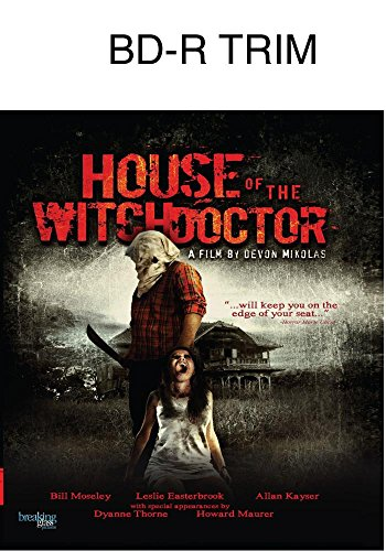House of the Witchdoctor [Blu-ray]