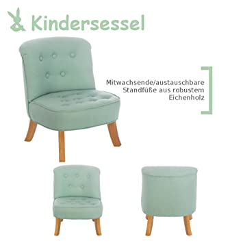 Kindersessel grün  Somebunny 4055168102284 DESIGN Kindersessel, grün: Amazon.de: Baby