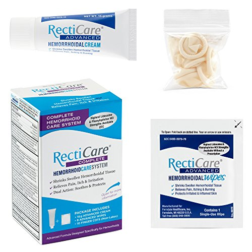 Hemorrhoid Care (RectiCare Complete Hemorrhoid Care System)