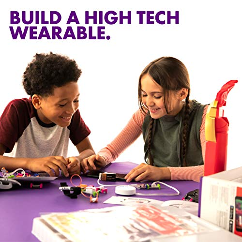 Avengers Hero Inventor Kit - Kids 8+ Build & Customize Electronic Super Hero Gear by littleBits (Image #1)