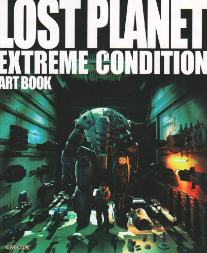 Image of Lost Planet Extreme Condition Art Book (Lost Planet) [JP Oversized] by Capcom