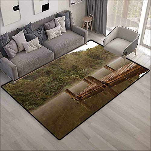 - Large Area mat,Landscape,for Outdoor and Indoor,3'11