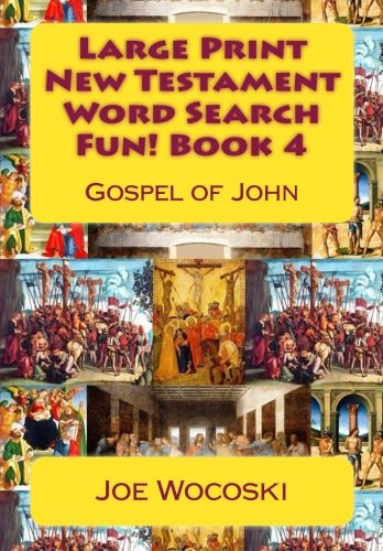 Large Print Testament Word Search