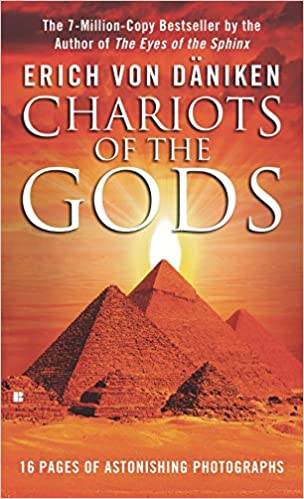 Image result for chariots of the gods book