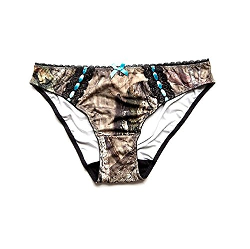 Cheap Camo Bikini Set in Australia - 9