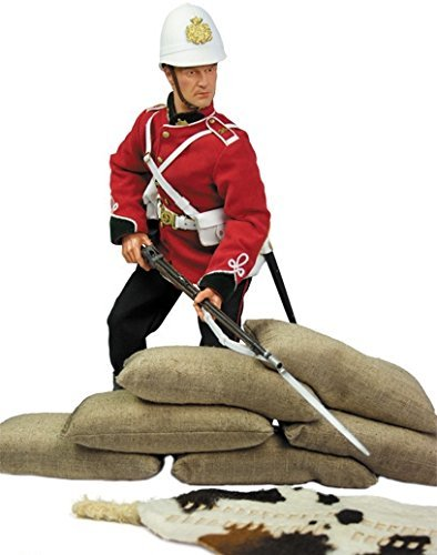 Loft 24 Series (British Empire Series 24th Regiment of Foot South Wales Borderers Rorke's Drift Zulu 1879 Private Williams 12