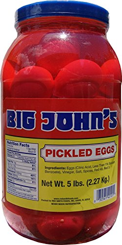 Big John's Pickled Eggs - (Pickled Eggs)