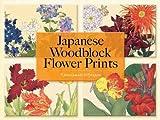 Japanese Woodblock Flower Prints