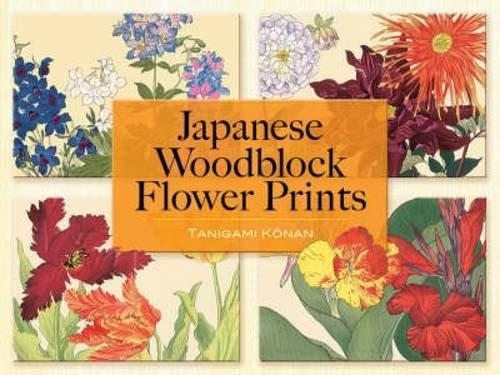 Japanese Woodblock Flower Prints (Dover Fine Art, History of (Japanese Plants Flowers)