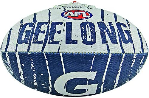 Geelong Cats Size 2 Synthetic Football Amazon Com Au Sports Fitness Outdoors