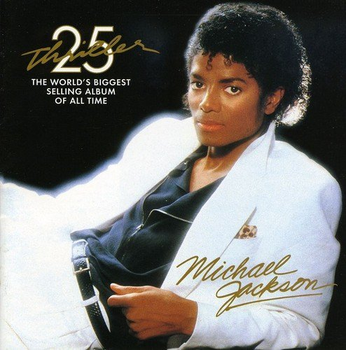 Thriller 25th Anniversary by Michael Jackson (2009-06-26)