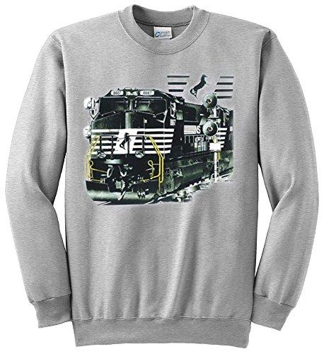 Norfolk Southern Authentic Railroad Sweatshirt Adult Medium[20008] (Hat Southern Norfolk)