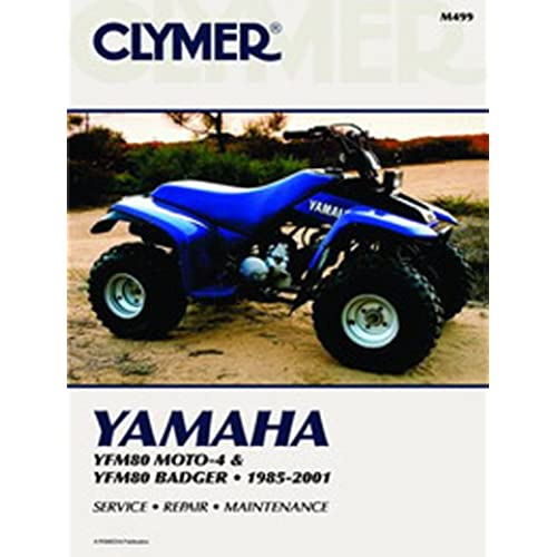 1986 yamaha moto 4 parts amazon com rh amazon com