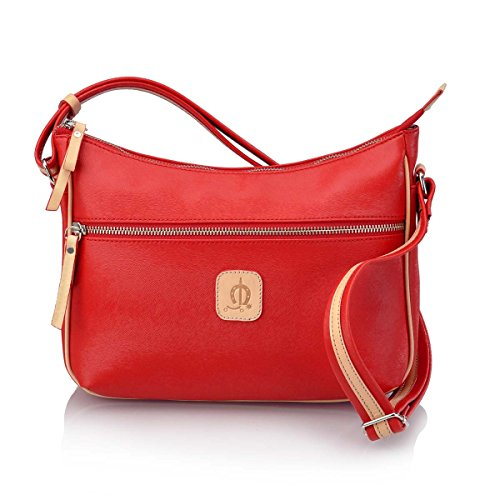 Bag red One Red 1017 Cross 814 EL Size CABALLO Body Women's 8UqZZY