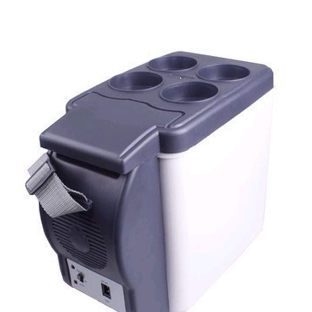 SryWj 6L Auto Kühlschrank Auto Mini Kühlschrank Auto Heizung und Kühlung Box Elektronische Kühlschrank Auto Kühlschrank Isolierung