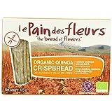 Le Pain des Fleurs - Organic Quinoa Crispbread - 125g