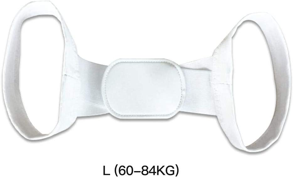 flower205 Cinturón Ortopédico Invisible Cinturón Jorobado De Posición Sentada para Adultos Ayuda A Entrenar Tu Cuerpo Y A Mantener Tus Hombros hacia Atrás S/M/L