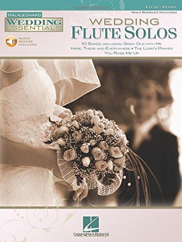 Wedding Flute Solos: Wedding Essentials Series (Essential Wedding Music)