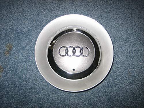 """One (1) 150mm Wheel Center Cap 8E0601165 for 2002-2007 Audi A4 B6 16"""" 5 Spoke Wheel"""