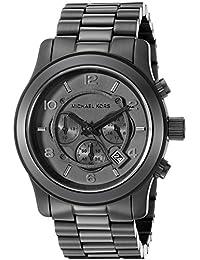 Michael Kors Men's MK8157 Runway Black Watch