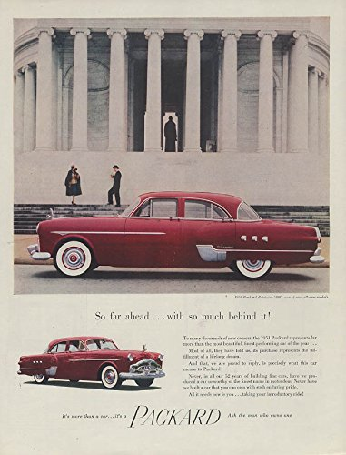 So far ahead with so much behind it! Packard Patrician for sale  Delivered anywhere in USA