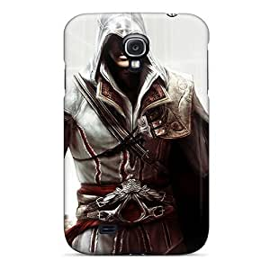 For VXD4741AccO Assassins Creed Protective Case Cover Skin/galaxy S4 Case Cover