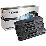 Alphaink AI-KIT3-MLT-D111S 1800 Copie XL 3 Toner Compatibili per Samsung M2022 W M2026 W M2020 W M2070 W M2070W M2026W M2022W M2020W MLT-D111S D111L XL 1800 Copie al 5% di Copertura