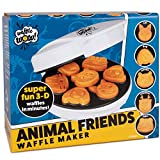 CucinaPro Animal Mini Waffle Maker- Makes 7