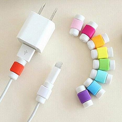 Amazon.com: vizgiz 20 Pack cubeta cuadrado Cable USB ...