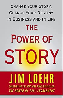 Amazon by tony schwartz be excellent at anything the four keys the power of story change your story change your destiny in business and in fandeluxe Gallery