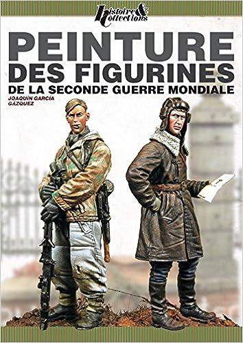 Download Peinture des Figurines de la Seconde Guerre Mondiale pdf, epub