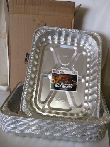 Handi Foil Pan Large Rectangular Roaster ()