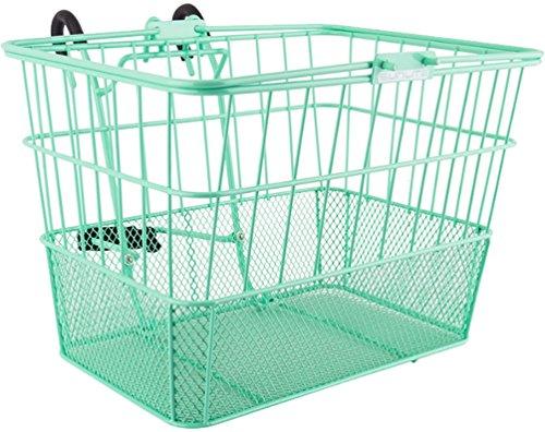 Sunlite Standard Mesh Bottom Lift-Off Basket w/ Bracket, Green