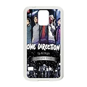 wugdiy Personalized Durable Case Cover for SamSung Galaxy S5 I9600 with Brand New Design One Direction