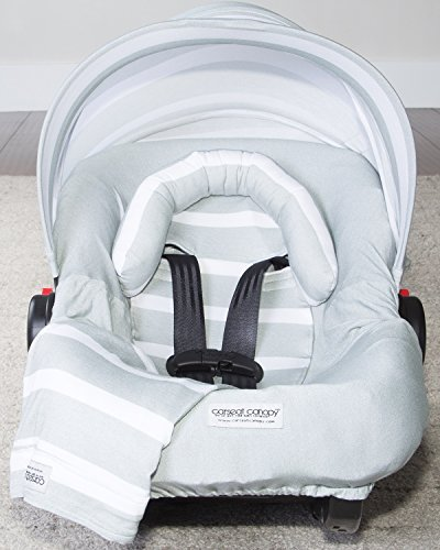 Carseat Canopy Caboodle Infant Car Seat Canopy Cover 5 piece