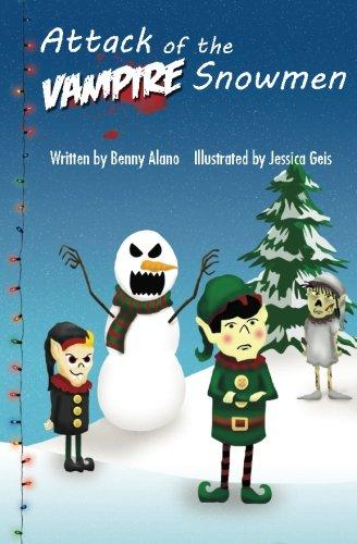 Download Attack of the Vampire Snowmen pdf epub